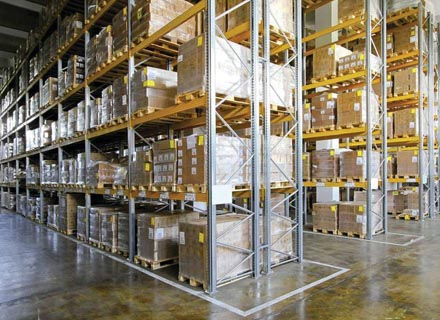 Warehouse Racks Inspection